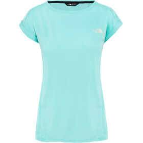 The North Face Tanken - T-shirt manches courtes Femme - turquoise